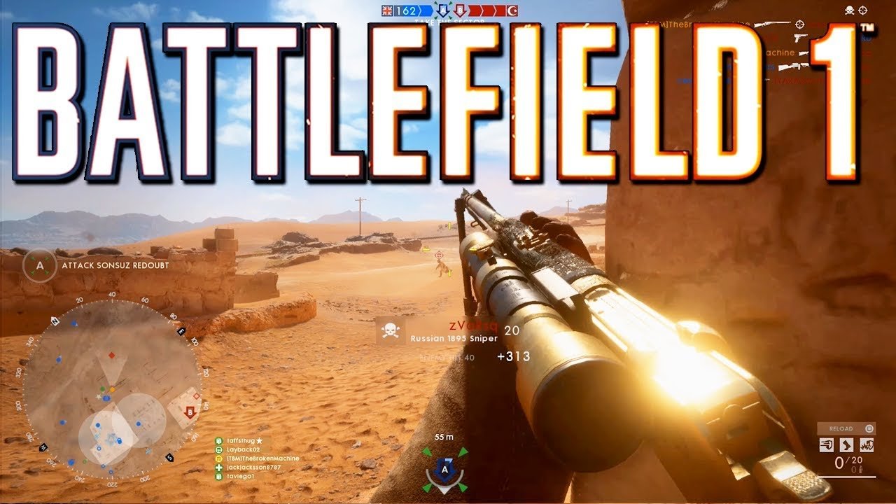 Battlefield 1: The Flank is On! thumbnail
