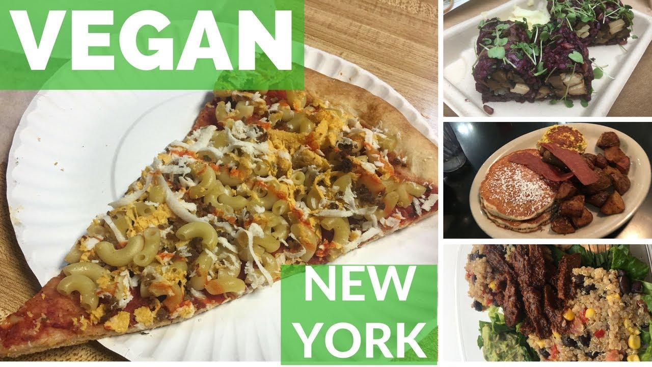 15 Vegan Friendly Restaurants In New York Mexvegana