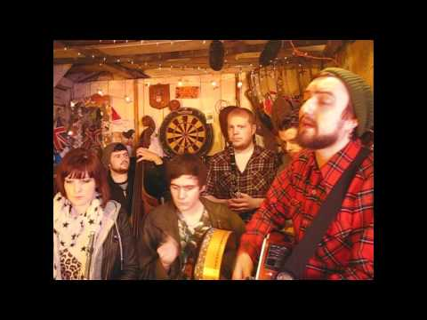 Admiral Fallow - Dead Against Smoking - Songs From The Shed