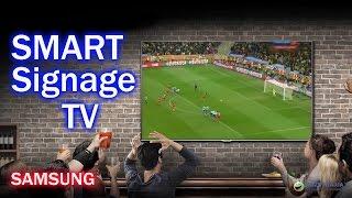 samsung Smart Signage TV RM40D: обзор бизнес-дисплея
