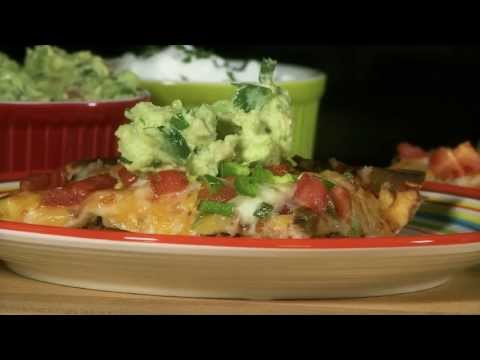 How to Make Mexican Style Pizza Recipes
