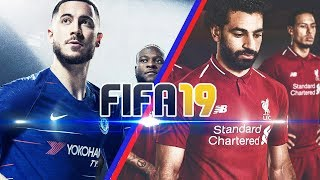 FIFA 19 | เชลซี VS ลิเวอร์พูล | ใส่เต็มแม็กจริง ๆ จะเดือดไปไหน !! 29/9/2018