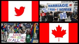 Why Does Same Sex Marriage Offend You? Moving To Canada Not An Option