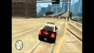 GTA IV police pursuit mod day 12