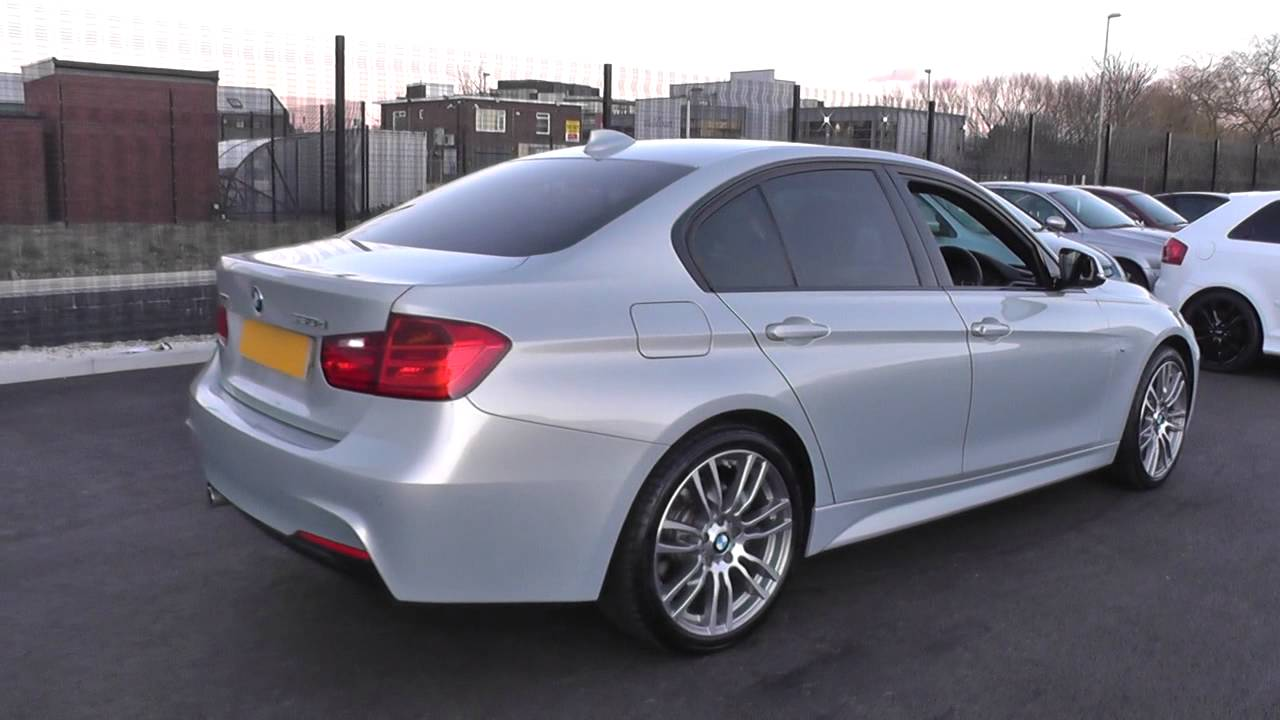 bmw 330d xdrive m sport auto u6830 youtube. Black Bedroom Furniture Sets. Home Design Ideas