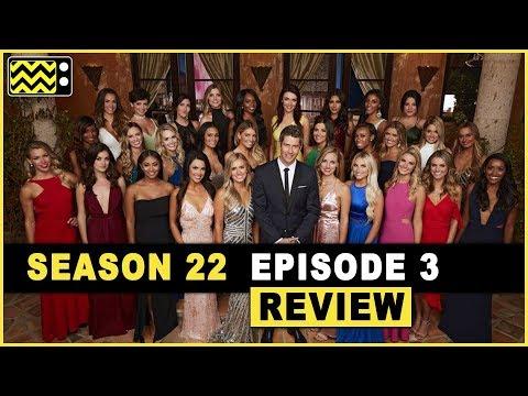 The Bachelor Season 22 Episode 3 Review w/ DeMario Jackson & Jasmine Goode | AfterBuzz TV