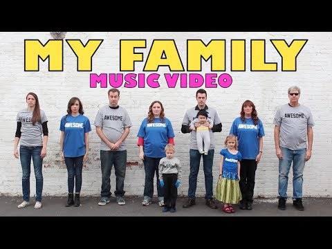 Thumbnail: MY FAMILY! (MUSIC VIDEO)