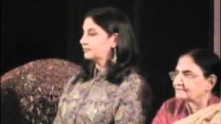 Sagar kendurkar sings jhuki jhuki si nazar from Arth