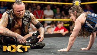 Aleister Black makes shocking return during Nikki Cross vs. Bianca Belair: WWE NXT, Oct. 17, 2018