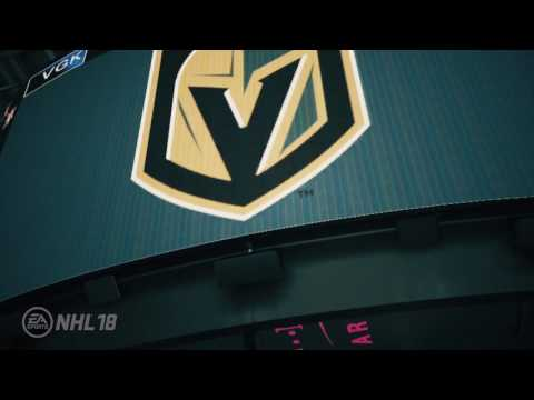 NHL 18 | Vegas Golden Knights T-Mobile Arena | Xbox One, PS4