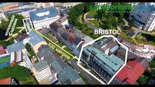 Санаторий Bristol Main Building, Карловы Вары, Чехия - sanatoriums.com