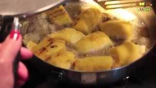 Food Porn Uncut: Plantains with Puerto Rican Grandma Maria (Uncut Video)