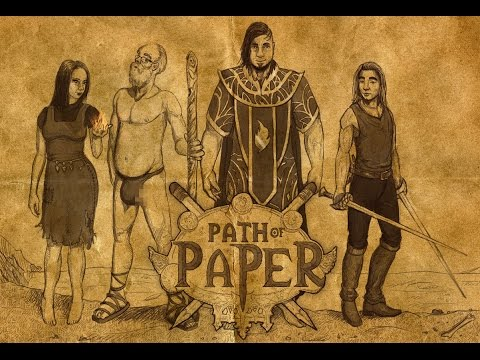 Path of Paper: Exiled E01 - A Path of Exile roleplaying game