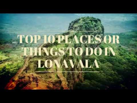 Indian Travel Vlog | Top 10 places or things to do in lonavala