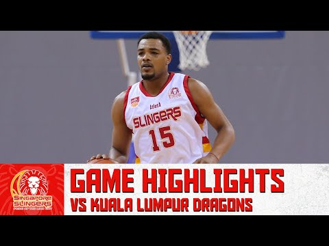 Xavier Alexander with 20 points & 5 assists vs. Kuala Lumpur Dragons