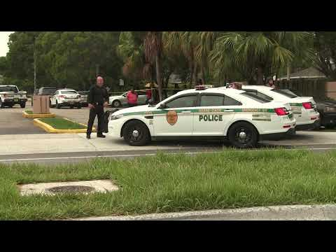 PT 1 A show of force for a robbery suspect in Naranja 15