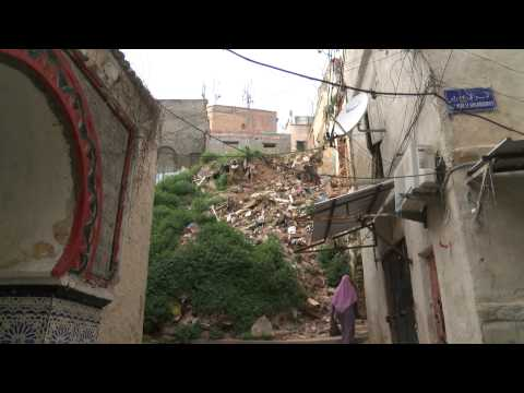The Crumbling Casbah of Algiers - BBC News
