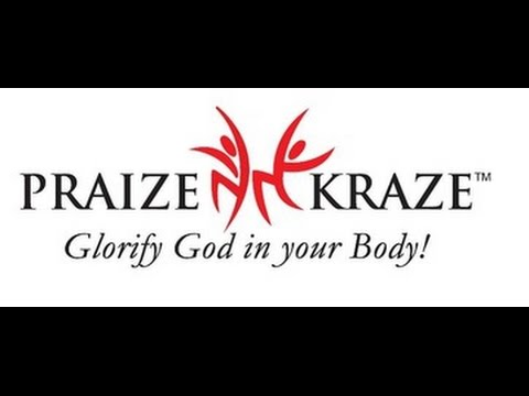 Praize Kraze - Christian Dance Fitness - 2 Minute Sample of Workout & Music Style