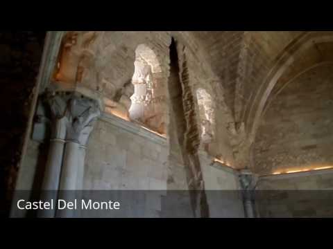 Places to see in ( Bari - Italy ) Castel Del Monte