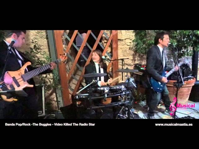 Banda Pop Rock - The Buggles - Video Killed The Radio Star