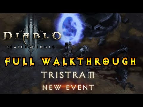 Diablo 3 Darkening of Tristram Event (Ends Feb 1 2019) How to Unlock Everything, Pets, Gem, Ect Full
