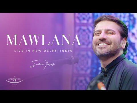 Sami Yusuf - Mawlana (Live in New Delhi, INDIA)