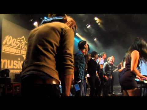 "Said the Whale & the PEAK Top 20 perform ""We Are the PEAK"""