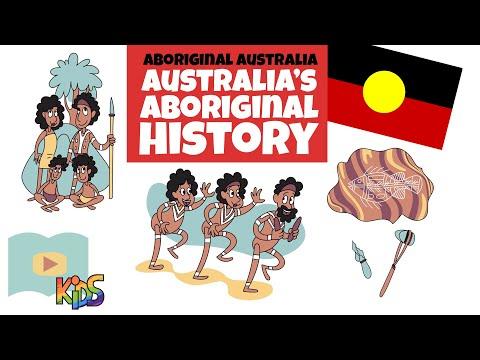 Australia's Aboriginal History: Easy Learning For Children