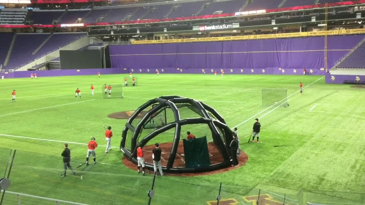 us bank stadium baseball layout pictures