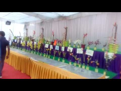 ujjain national flower competition and exhibition