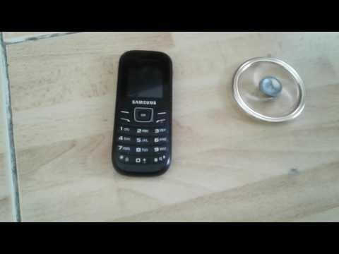 Giới thiệu Samsung E1200