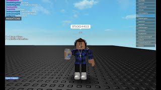 Awesomecreator717 plays roblox umm what ever this is
