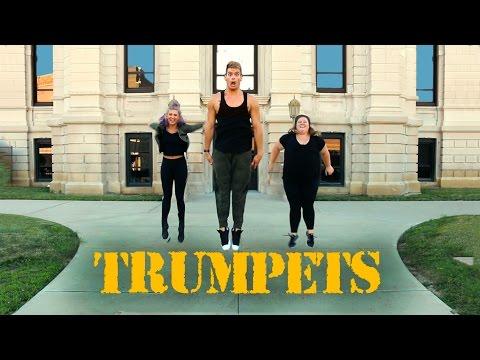 #TrumpetsChallenge | Sak Noel & Salvi feat. Sean Paul | The Fitness Marshall | Cardio Concert