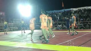 Kidimal v/s Gordhanpura kabbdi match in mandal