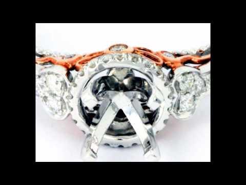 Jewelry exchange expo ring
