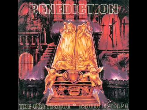 Benediction - Subconscious Terror & Visions In The Shroud (live)