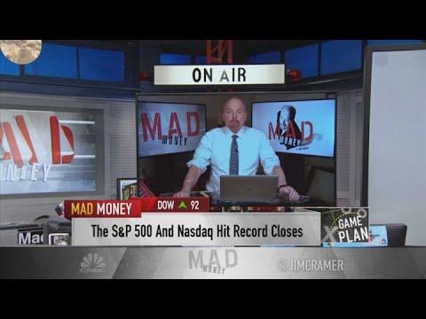 Jim Cramer's game plan for the trading week of Feb. 8  