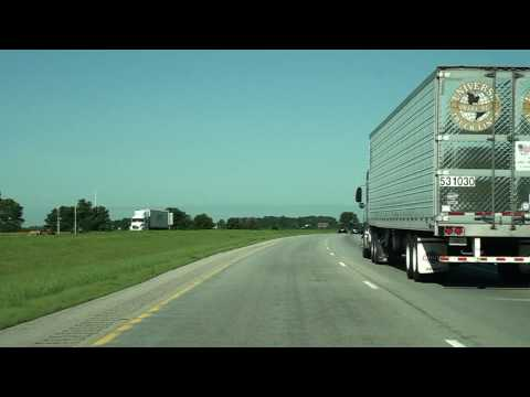 I-70 West: Dayton, OH To Richmond, IN