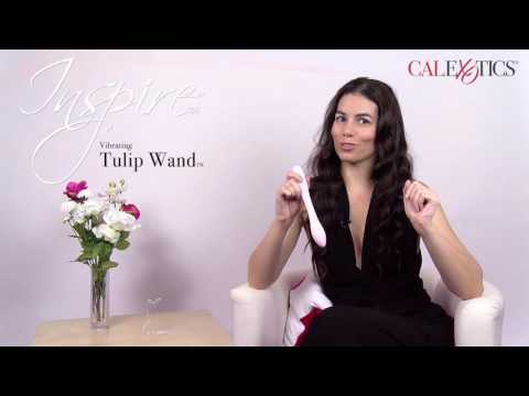 Quick Tips - Inspire™ Vibrating Tulip Wand™