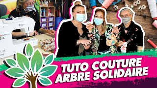 💟🌳 TUTO COUTURE // ARBRE SOLIDAIRE