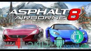 Asphalt 8 Airborne 1.9.0h Apk Mod مهكرة كاملة