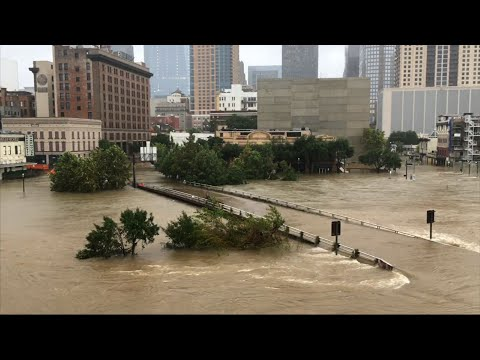 Harvey Forecasted To Worsen Flooding In Texas