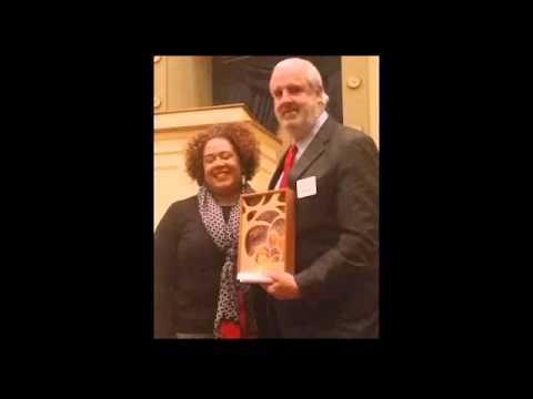 2016 Preserver of Mississippi Culture Award presented to author, Alysia Burton Steele