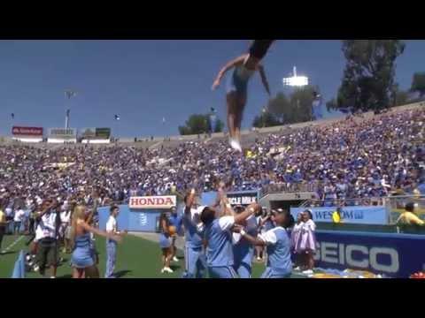 Rose Bowl Stadium Premium Seating UCLA 2015