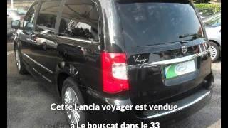 Lancia voyager occasion visible à Le bouscat présentée par Auto port(, 2013-09-08T00:42:30.000Z)