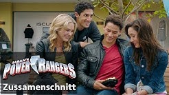 Power Rangers auf Deutsch   Megaforce Mega-Freunde!