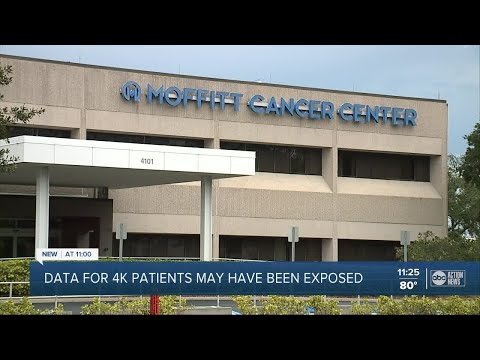 Physician's stolen briefcase exposed 4,000 patients' info, Moffitt Cancer Center says