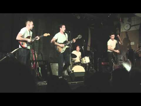 The Americans - Prison Yard Walk - Live at McCabe's