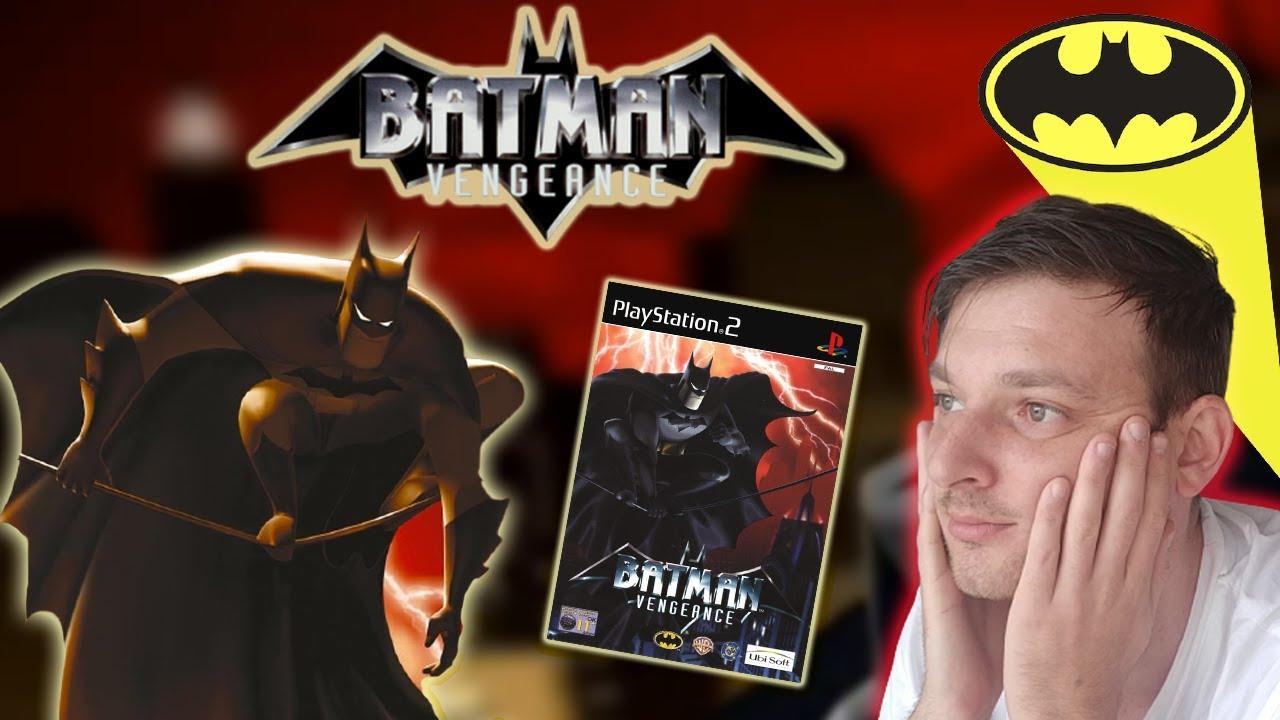 L'AVANT ARKHAM , BATMAN VENGEANCE !