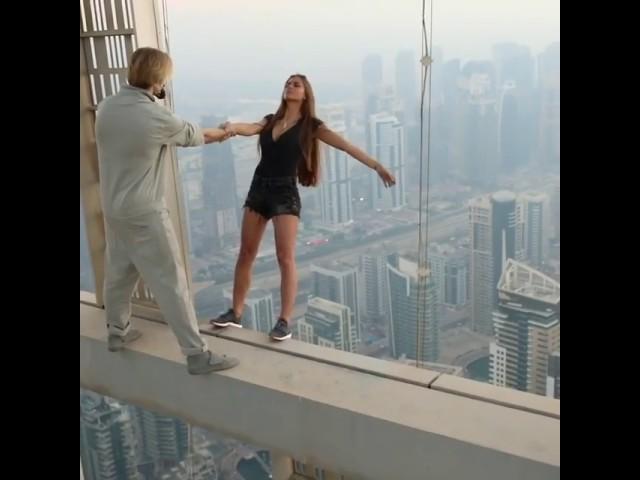 Viki Odintcova se jugó la vida en Dubai